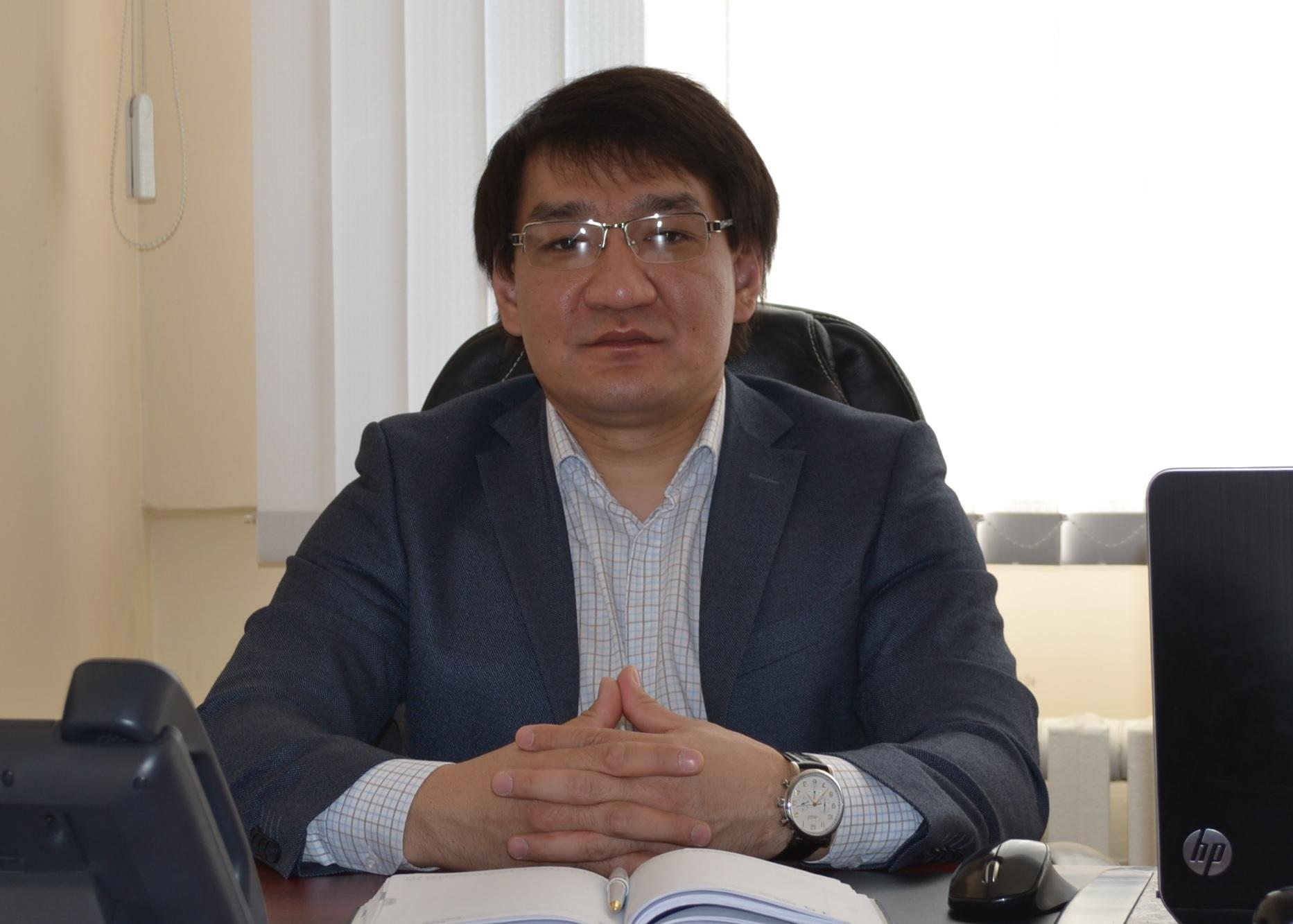 Тогжанов Арыстанбек Максутович